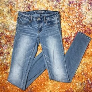 American Eagle XLong Jeggings